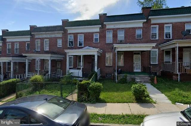 765 Linnard Street, BALTIMORE, MD 21229 (#MDBA532902) :: City Smart Living