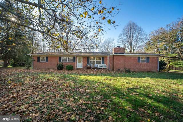 5075 Saint Leonard Road, SAINT LEONARD, MD 20685 (#MDCA180020) :: The Redux Group