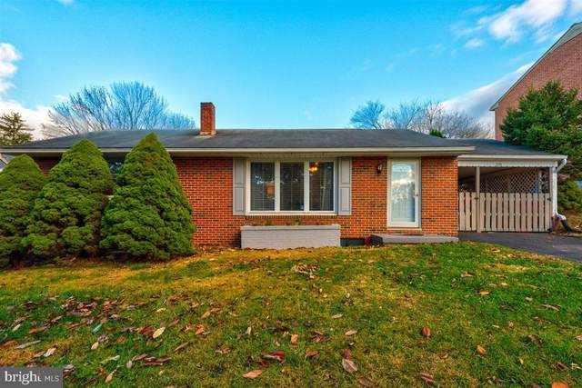 28 Catawba Circle, HAGERSTOWN, MD 21742 (#MDWA176500) :: Bob Lucido Team of Keller Williams Integrity