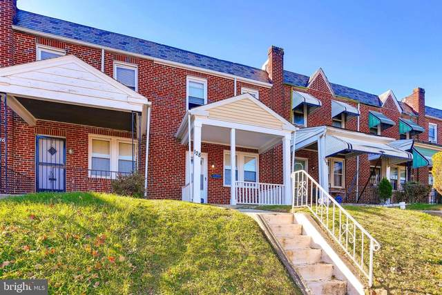 128 Allendale Street, BALTIMORE, MD 21229 (#MDBA532904) :: City Smart Living
