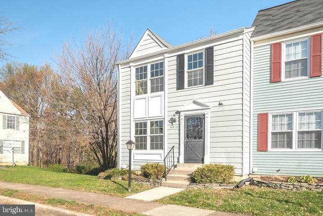 6514 Langleigh Way, ALEXANDRIA, VA 22315 (#VAFX1170044) :: A Magnolia Home Team