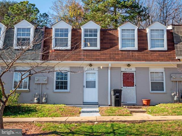 1712 Village Green Drive A-7, LANDOVER, MD 20785 (#MDPG589880) :: Corner House Realty