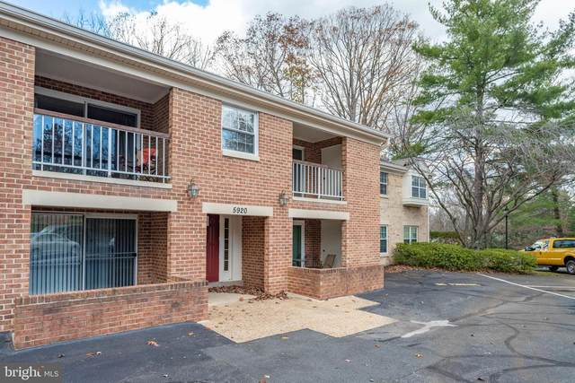5920 Cove Landing Road #304, BURKE, VA 22015 (#VAFX1170052) :: The Redux Group