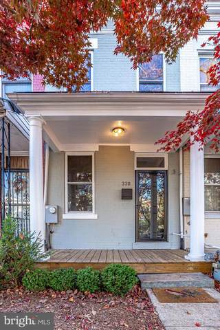 330 14TH Street NE, WASHINGTON, DC 20002 (#DCDC498708) :: Ultimate Selling Team
