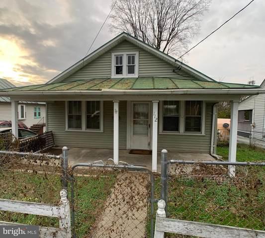 112 Anderson Avenue, WINCHESTER, VA 22602 (#VAFV161086) :: Shawn Little Team of Garceau Realty