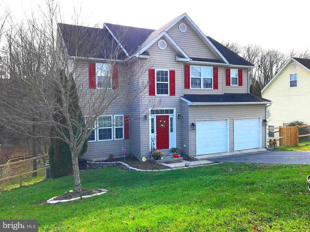 561 Aztec Drive, MARTINSBURG, WV 25405 (#WVBE182244) :: Peter Knapp Realty Group