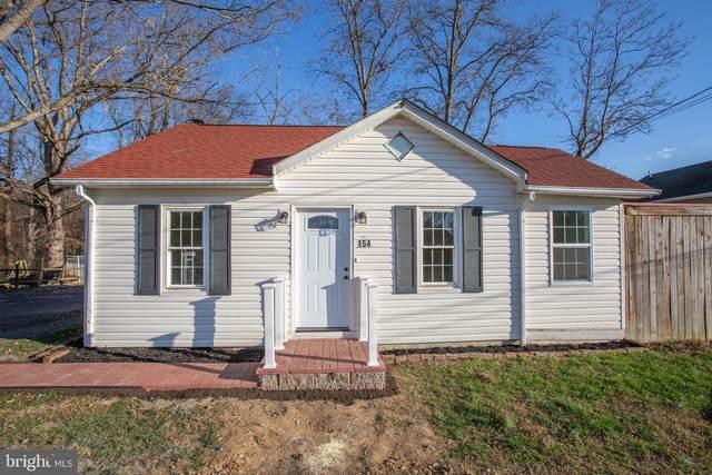 154 Truslow Road, FREDERICKSBURG, VA 22405 (#VAST227602) :: New Home Team of Maryland