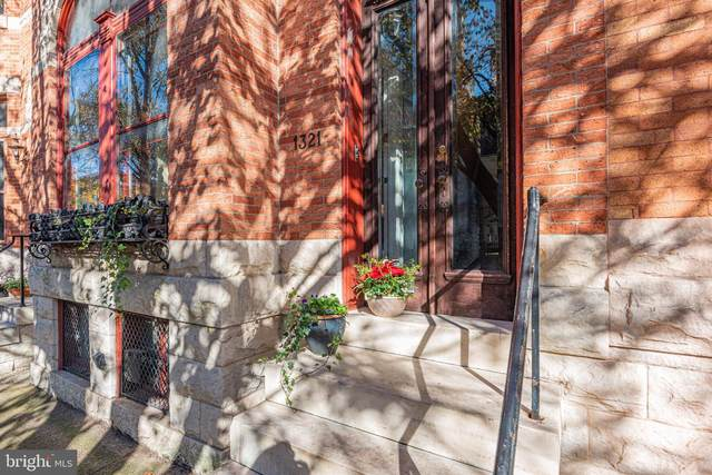 1321 Park Avenue, BALTIMORE, MD 21217 (#MDBA532926) :: The Redux Group