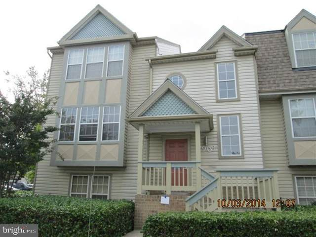 7908 Crows Nest Court #12, LAUREL, MD 20707 (#MDPG589894) :: Corner House Realty