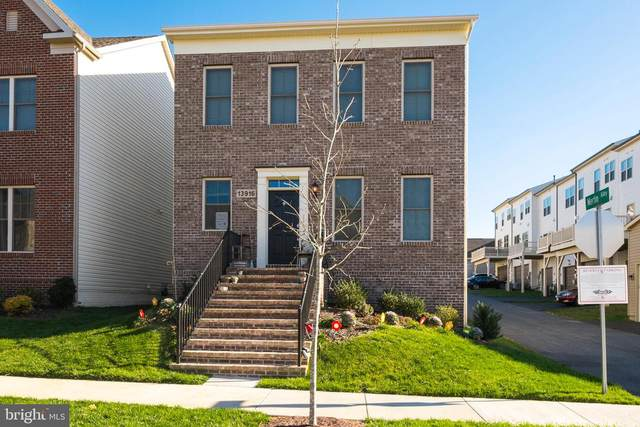 13916 Godwit Street, CLARKSBURG, MD 20871 (#MDMC736440) :: Network Realty Group