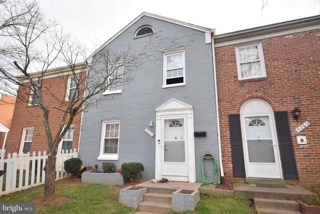 9283 Byrd Drive, MANASSAS, VA 20110 (#VAMN141020) :: Colgan Real Estate