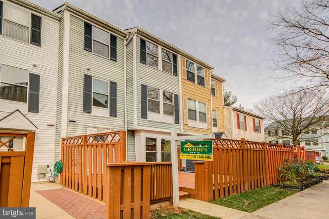 11222 Legato Way, SILVER SPRING, MD 20901 (#MDMC736462) :: Century 21 Dale Realty Co