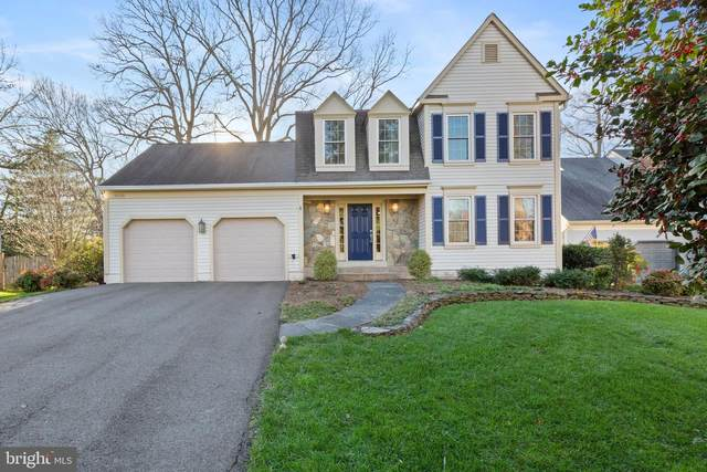 10500 Sideburn Court, FAIRFAX, VA 22032 (#VAFX1170102) :: AJ Team Realty
