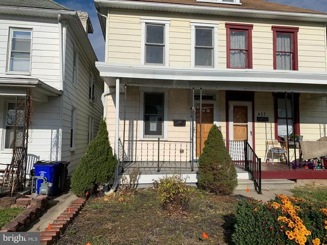 415 Clarendon Avenue, HAGERSTOWN, MD 21740 (#MDWA176512) :: The Riffle Group of Keller Williams Select Realtors