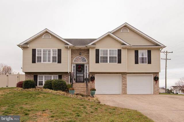 653 Christiansen Drive, STRASBURG, VA 22657 (#VASH121014) :: Shamrock Realty Group, Inc