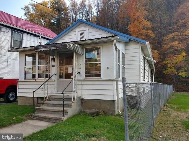 228 Diamond Street, ELKINS, WV 26241 (#WVRN100194) :: Hill Crest Realty