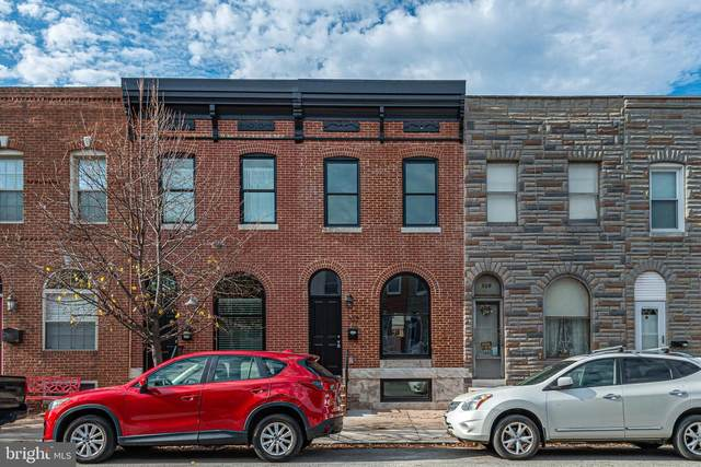 322 S East Avenue, BALTIMORE, MD 21224 (#MDBA532958) :: Better Homes Realty Signature Properties