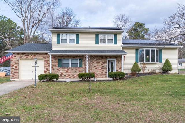103 Red Feather Trail, BROWNS MILLS, NJ 08015 (#NJBL387570) :: RE/MAX Main Line