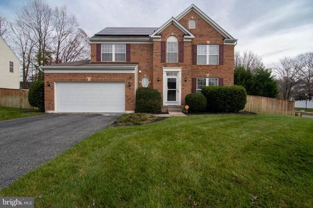 10204 Eyelet Court, CLINTON, MD 20735 (#MDPG589938) :: Hill Crest Realty