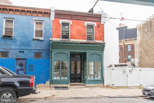 2109 N Front Street, PHILADELPHIA, PA 19122 (#PAPH967158) :: Nexthome Force Realty Partners