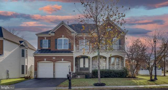 25798 South Village Drive, CHANTILLY, VA 20152 (#VALO426728) :: ExecuHome Realty