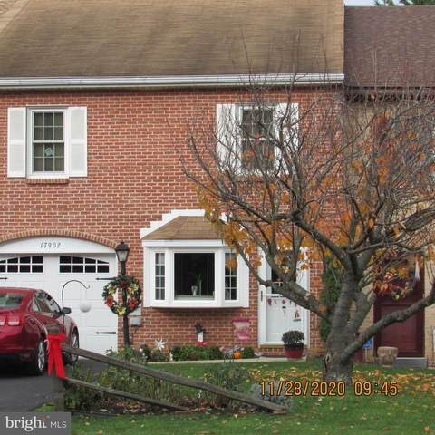 17902 Clubhouse Drive, HAGERSTOWN, MD 21740 (#MDWA176518) :: Ultimate Selling Team