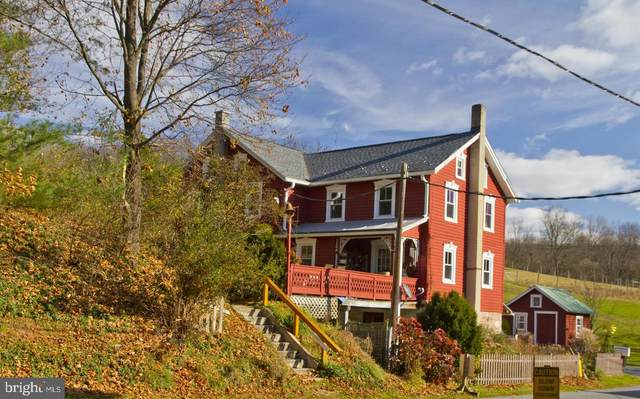 333 New Bethel Church Road, KEMPTON, PA 19529 (#PABK370938) :: The Matt Lenza Real Estate Team
