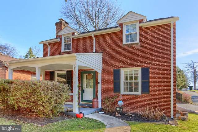 2133 Rudy Road, HARRISBURG, PA 17104 (#PADA128232) :: The Joy Daniels Real Estate Group