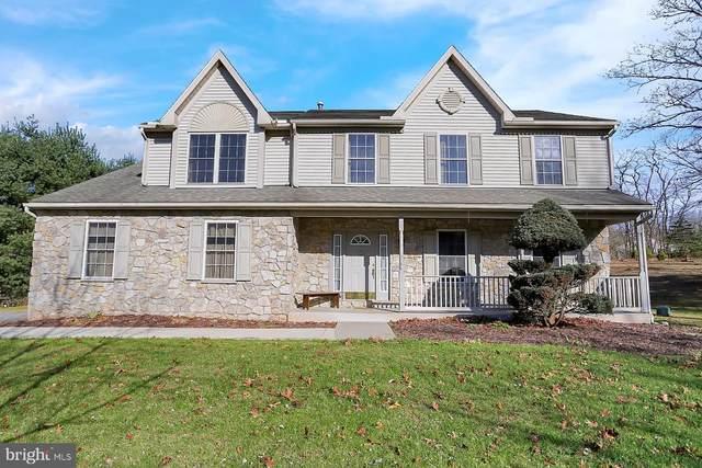509 Rock Hollow Road, BIRDSBORO, PA 19508 (#PABK370940) :: The Matt Lenza Real Estate Team