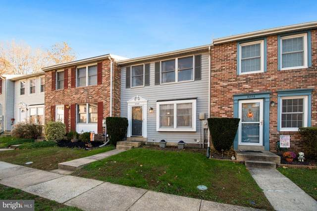 9248 Redbridge Court, LAUREL, MD 20723 (#MDHW288336) :: The Miller Team