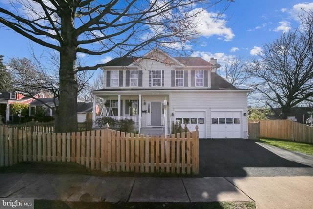 5840 18TH Street N, ARLINGTON, VA 22205 (#VAAR173268) :: Certificate Homes