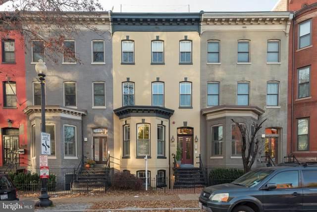 1222 11TH Street NW Ph4, WASHINGTON, DC 20001 (#DCDC498780) :: The Schiff Home Team