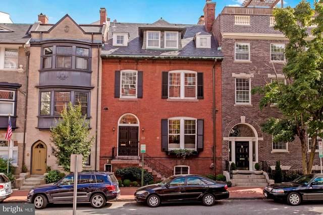 2132 Leroy Place NW, WASHINGTON, DC 20008 (#DCDC498784) :: Gail Nyman Group