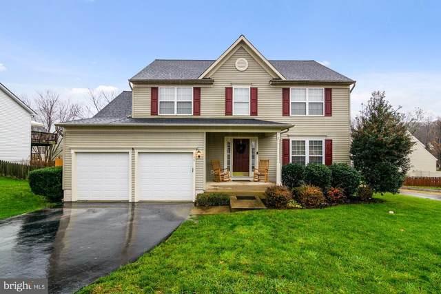 11 Cross Cut Lane, FREDERICKSBURG, VA 22405 (#VAST227618) :: Colgan Real Estate
