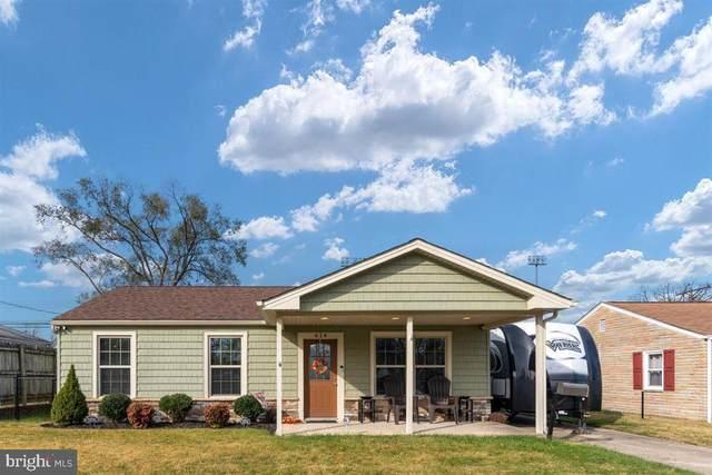 614 Binsted Road, GLEN BURNIE, MD 21060 (#MDAA453988) :: Jim Bass Group of Real Estate Teams, LLC