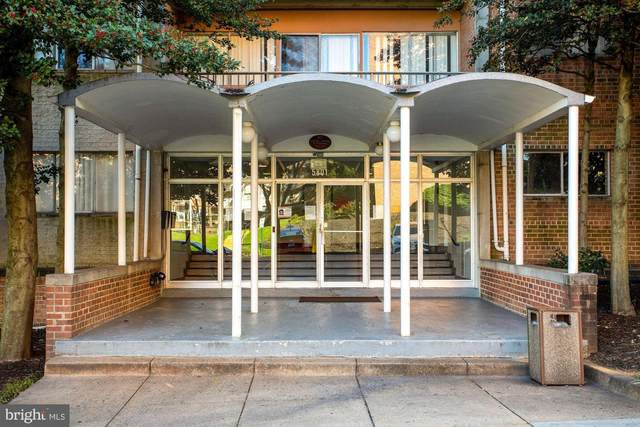 5801 Quantrell Avenue T5, ALEXANDRIA, VA 22312 (#VAAX253838) :: Network Realty Group
