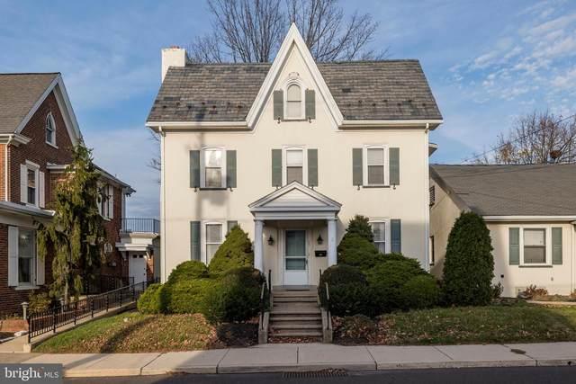 27 N Main Street, TELFORD, PA 18969 (#PABU516626) :: Keller Williams Flagship of Maryland