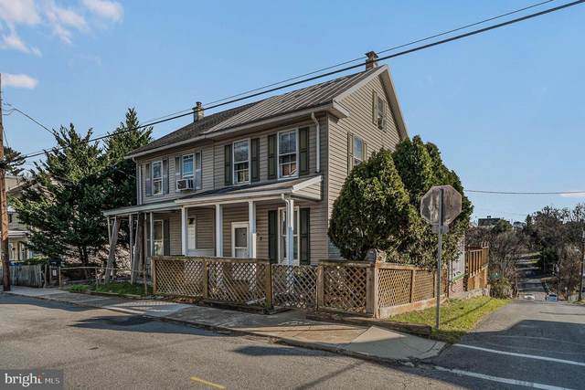602 2ND Street, HARRISBURG, PA 17113 (#PADA128242) :: The Joy Daniels Real Estate Group