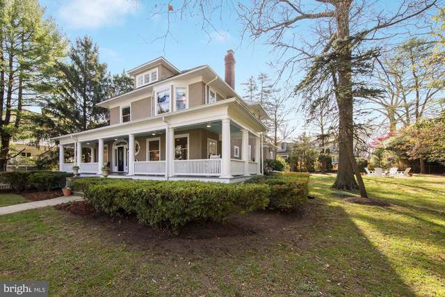 2 E Melrose Street, CHEVY CHASE, MD 20815 (#MDMC736520) :: The Sky Group