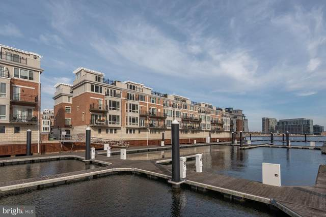 639 Ponte Villas South #128, BALTIMORE, MD 21230 (#MDBA532990) :: Network Realty Group