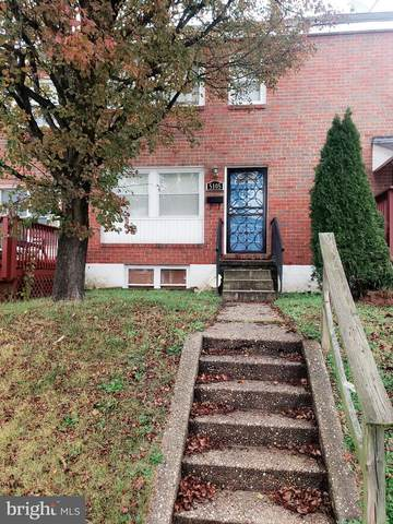 5105 4TH Street, BALTIMORE, MD 21225 (#MDAA453998) :: Bob Lucido Team of Keller Williams Integrity