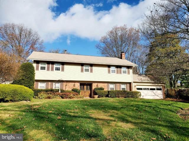 7305 Mill Run Drive, ROCKVILLE, MD 20855 (#MDMC736532) :: Potomac Prestige