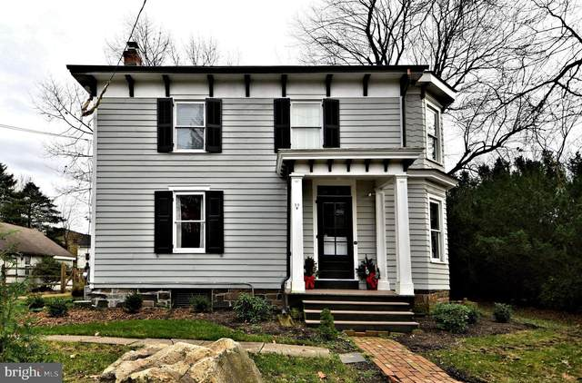 5228 Point Pleasant Pike, DOYLESTOWN, PA 18902 (#PABU516638) :: Sunrise Home Sales Team of Mackintosh Inc Realtors