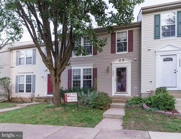 10332 Gent Court, MANASSAS, VA 20110 (#VAMN141026) :: The Sky Group