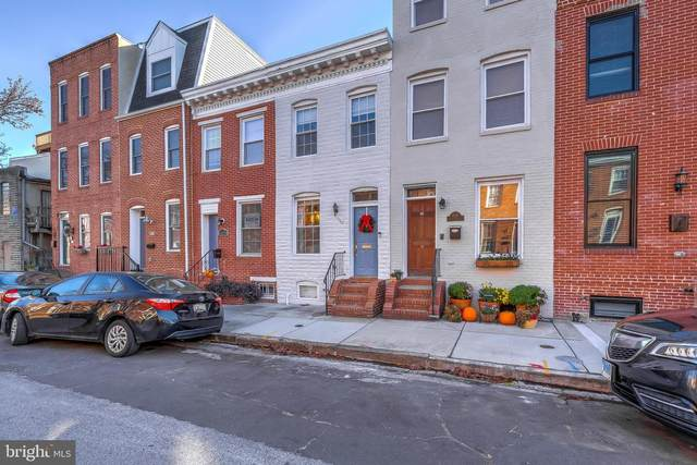 1507 William Street, BALTIMORE, MD 21230 (#MDBA533026) :: Gail Nyman Group