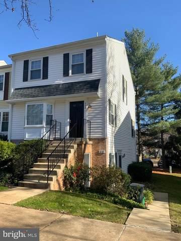 116 Bent Twig Lane #350, GAITHERSBURG, MD 20878 (#MDMC736556) :: Dart Homes