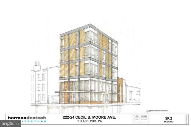 222-24 Cecil B Moore Avenue, PHILADELPHIA, PA 19122 (#PAPH967324) :: Sunrise Home Sales Team of Mackintosh Inc Realtors