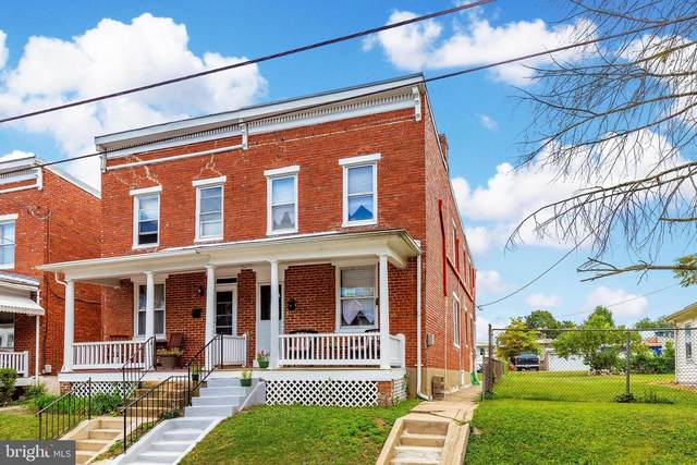 192 W All Saints Street, FREDERICK, MD 21701 (#MDFR274674) :: Great Falls Great Homes