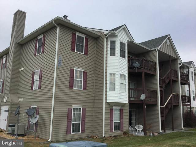 102-#3 Timberlake Terrace, STEPHENS CITY, VA 22655 (#VAFV161096) :: Dart Homes