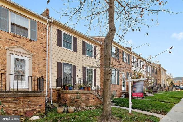 14911 Belle Ami Drive #74, LAUREL, MD 20707 (#MDPG590030) :: RE/MAX Advantage Realty